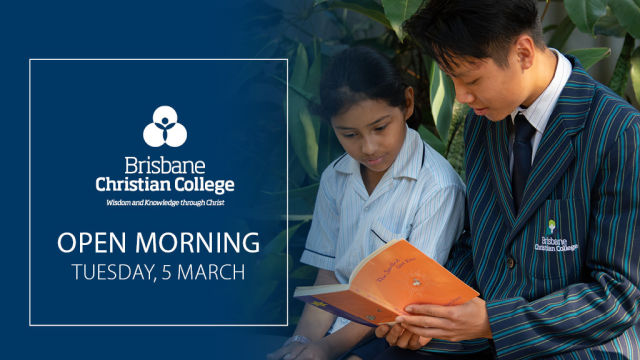 College Open Morning