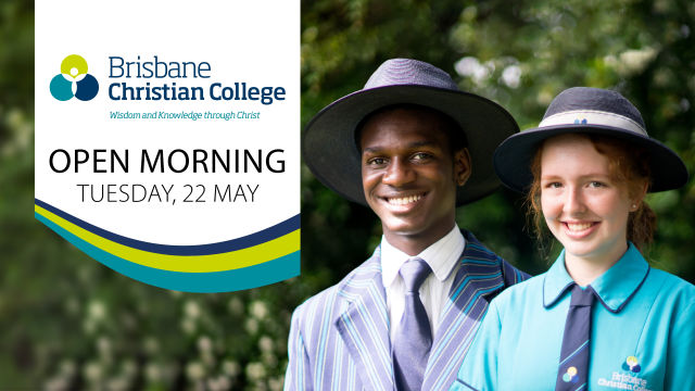 Brisbane Christian College Open Morning