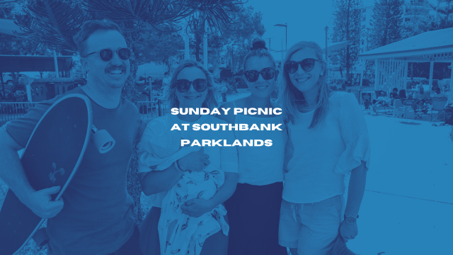 Sunday Picnic at Southbank Parklands