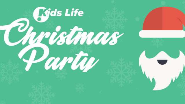 Kids Life Christmas Party